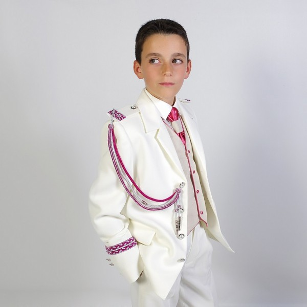 traje niño comunion
